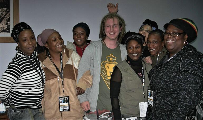 Sista Woman in Reggae