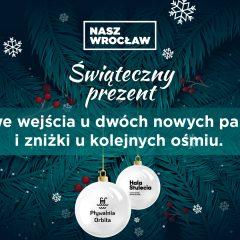Nasz Wrocław - Świąteczny prezent