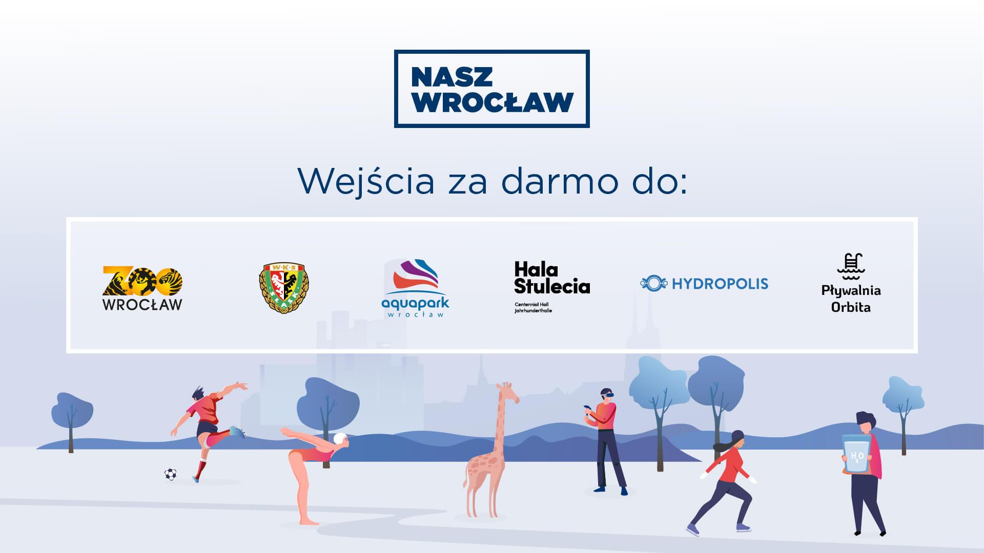 Nasz Wrocław - program miasta Wrocławia