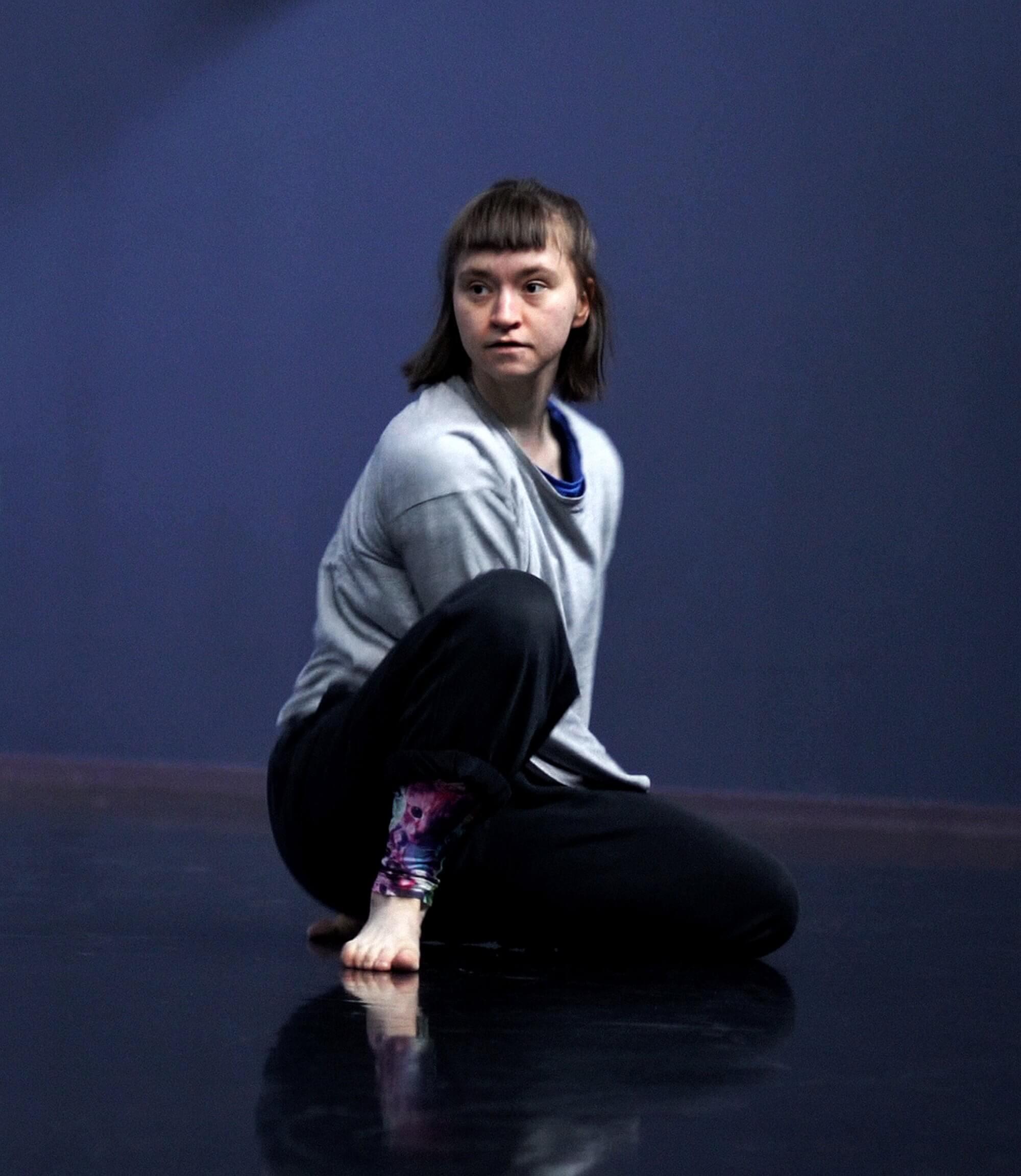 Natalia Drozd – solo performance – spektakl tańca (2.08)