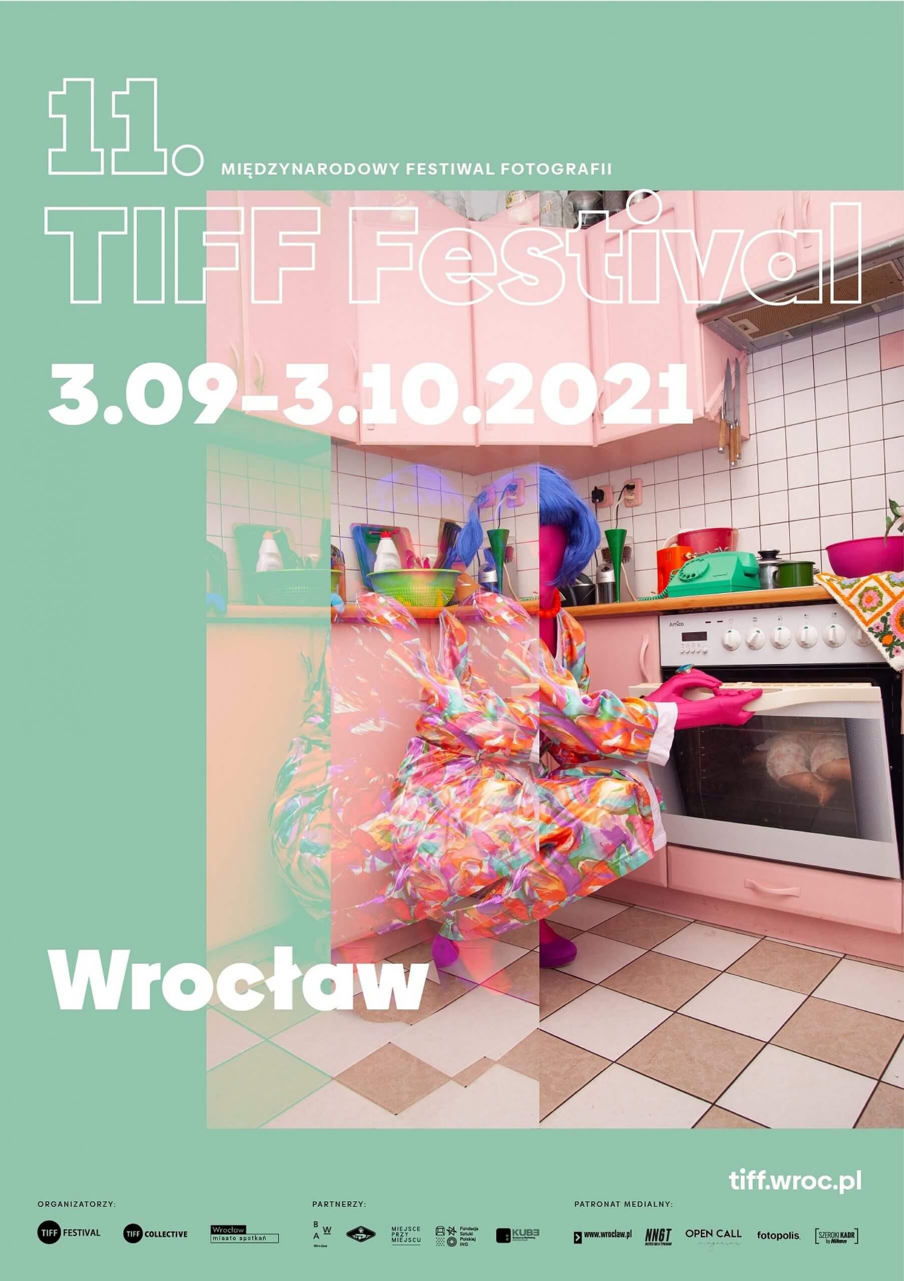 TIFF Festival 2021 - plakat