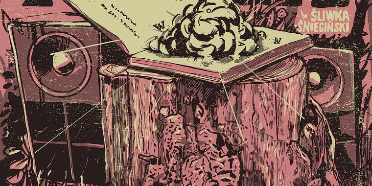 Przewodnik pozaminowanym terenie 2 – promocja antologii (2.10)