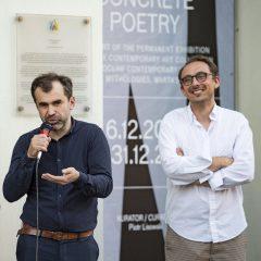 Krzysztof Solarewicz i Paweł Bąkowski w MWW, fot. Małgorzata Kujda