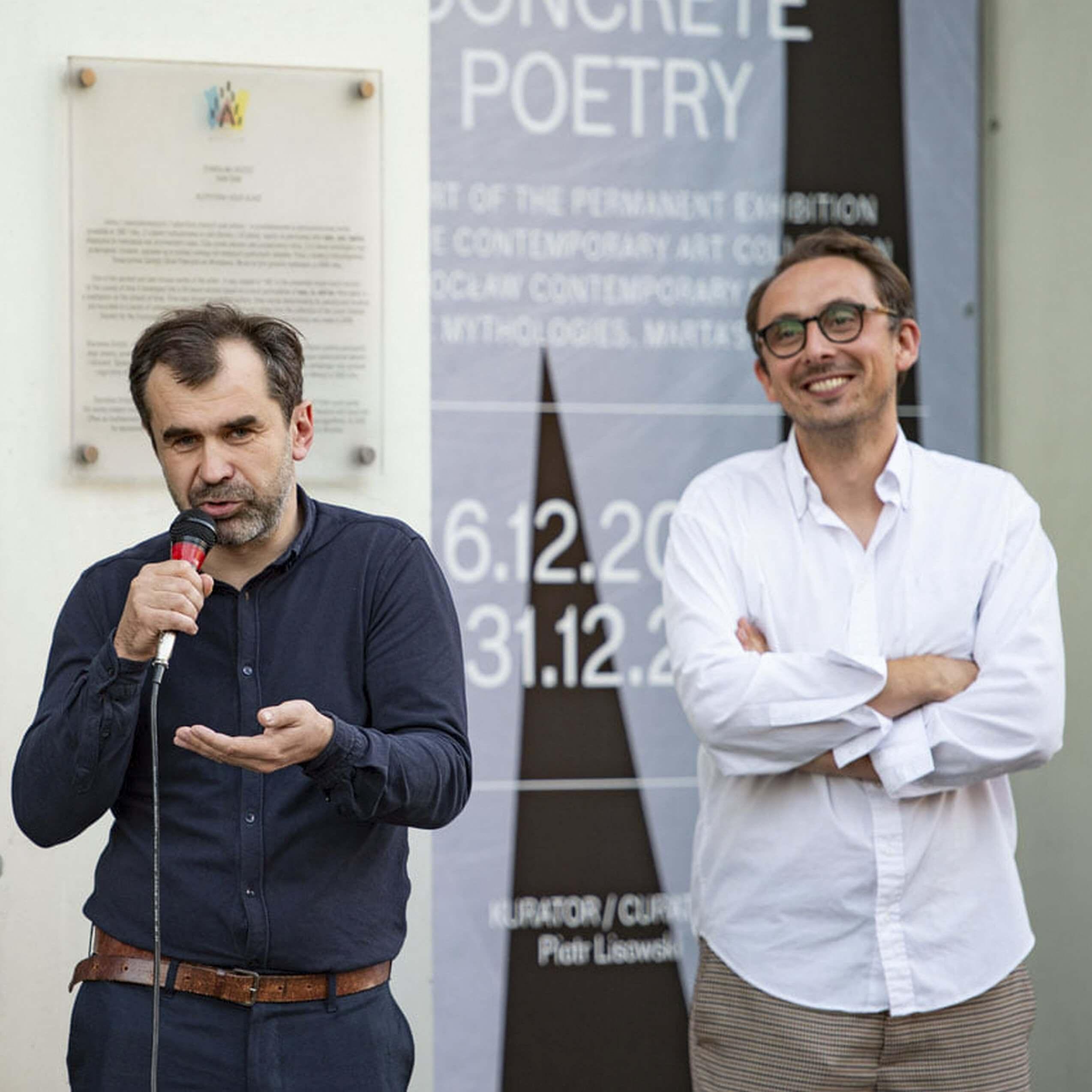Krzysztof Solarewicz iPaweł Bąkowski – spotkanie (18.10)